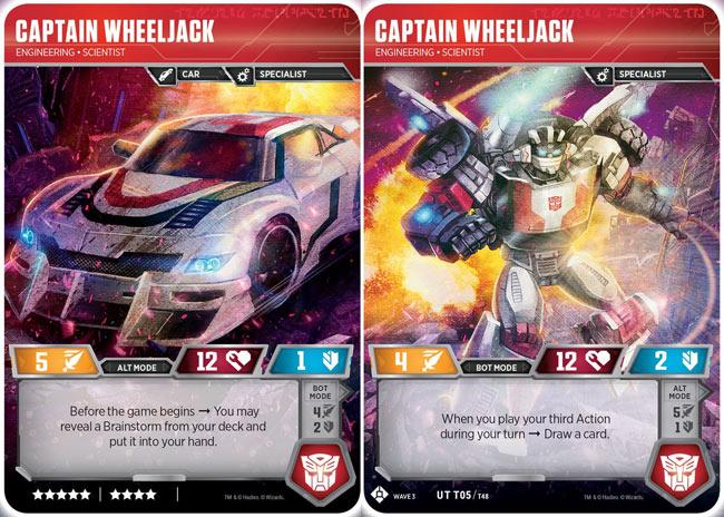 Captain Wheeljack // Engineering Scientist