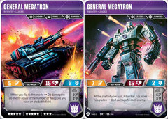 General Megatron // Infantry Leader