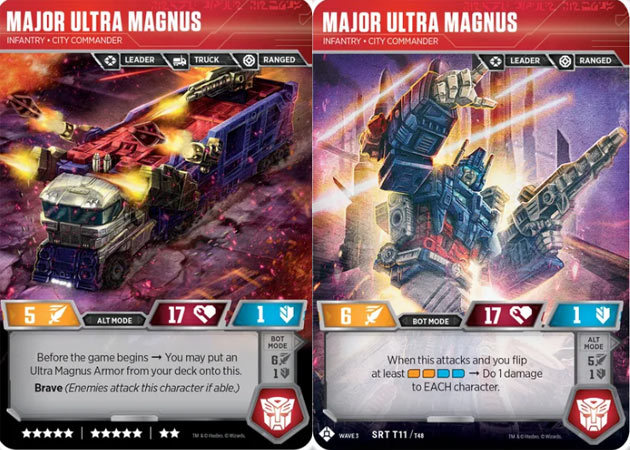 Major Ultra Magnus // Infantry City Commander