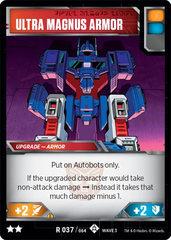 Ultra Magnus Armor