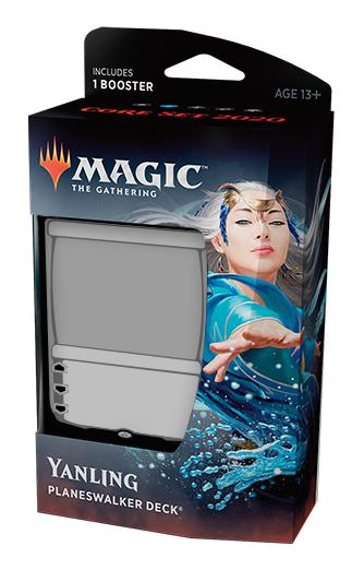 Magic 2020 Planeswalker Deck - Yanling