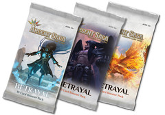 Argent Saga TCG: Betrayal Booster Pack