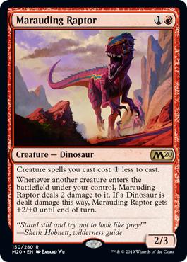 Marauding Raptor
