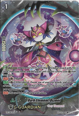 Dark Element, Dizmel - PR/0459EN - PR (FOIL)