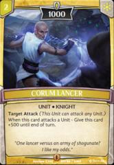Corum Lancer