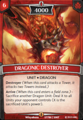 Dragonic Destroyer