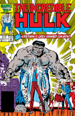 True Believers Hulk Gray Hulk Returns #1 (STL130551)
