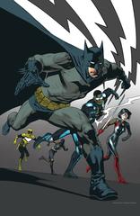Batman And The Outsiders #5 Var Ed Yotv (STL130017)