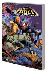 Cosmic Ghost Rider Destroys Marvel History Tp (STL130538)