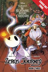 Disney Manga Nightmare Christmas Zeros Journey Tp Vol 03 (STL129174)
