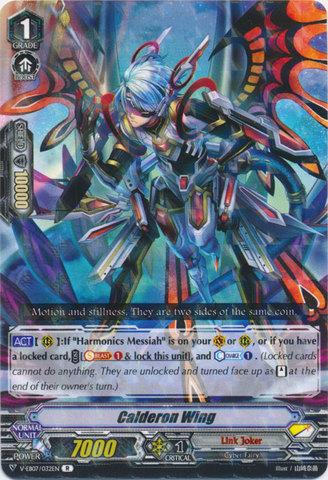 Gicurs V-EB06//030EN R Starhulk Cardfight Link Joker