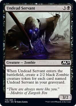 Undead Servant