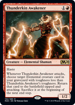 Thunderkin Awakener - Foil
