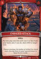 Enraged Attack - Foil