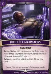 Hidden Laboratory - Foil