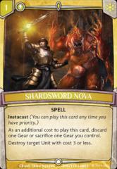 Shardsword Nova