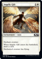 Angelic Gift on Channel Fireball