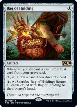 Bag of Holding - Foil