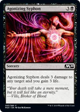 Agonizing Syphon - Foil