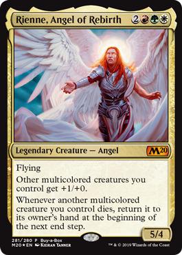 Rienne, Angel of Rebirth - Buy-A-Box Promo