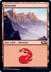 Mountain (274) - Foil