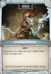 Savage Mystic
