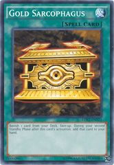 Gold Sarcophagus - LDK2-ENY22 - Common - Unlimited Edition