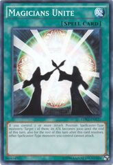 Magicians Unite - LDK2-ENY25 - Common - Unlimited Edition