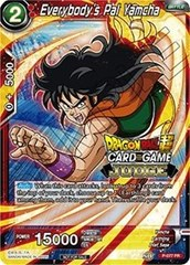 Everybody's Pal Yamcha (Judge Promo) - P-077 - PR