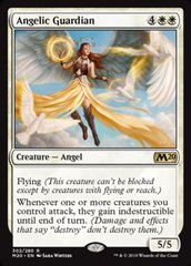 Angelic Guardian - Welcome Deck Exclusive
