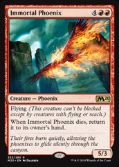 Immortal Phoenix - Spellslinger Deck Exclusive