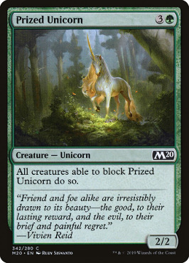 Prized Unicorn - Welcome Deck Exclusive