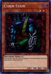 Cyber-Stein - BLHR-EN074 - Secret Rare - 1st Edition
