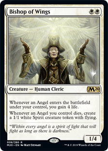 Bishop of Wings - Promo Pack