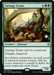 Carnage Tyrant - Promo Pack