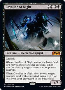 Cavalier of Night - Promo Pack