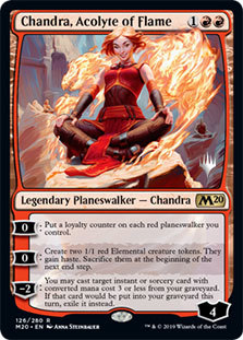 Chandra, Acolyte of Flame - Promo Pack