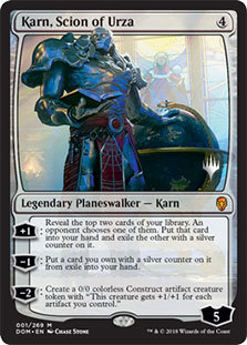 Karn, Scion of Urza - Promo Pack