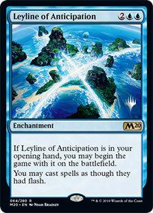 Leyline of Anticipation - Promo Pack