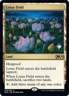 Lotus Field - Promo Pack