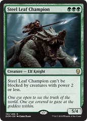 Steel Leaf Champion - Promo Pack