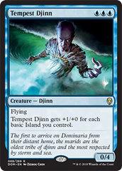 Tempest Djinn - Promo Pack