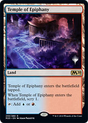 Temple of Epiphany - Promo Pack