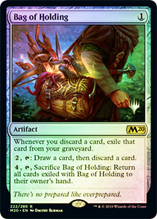 Bag of Holding - Foil - Promo Pack