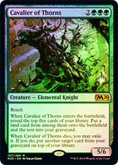 Cavalier of Thorns - Foil - Promo Pack