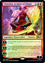 Chandra, Acolyte of Flame - Foil - Promo Pack