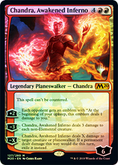 Chandra, Awakened Inferno - Promo Pack - Foil