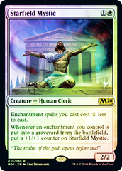 Starfield Mystic - Foil - Promo Pack