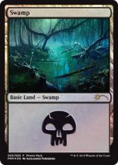 Swamp (003) - Foil - Promo Pack