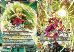 Broly // Broly, Recurring Nightmare - BT7-002 - UC on Channel Fireball